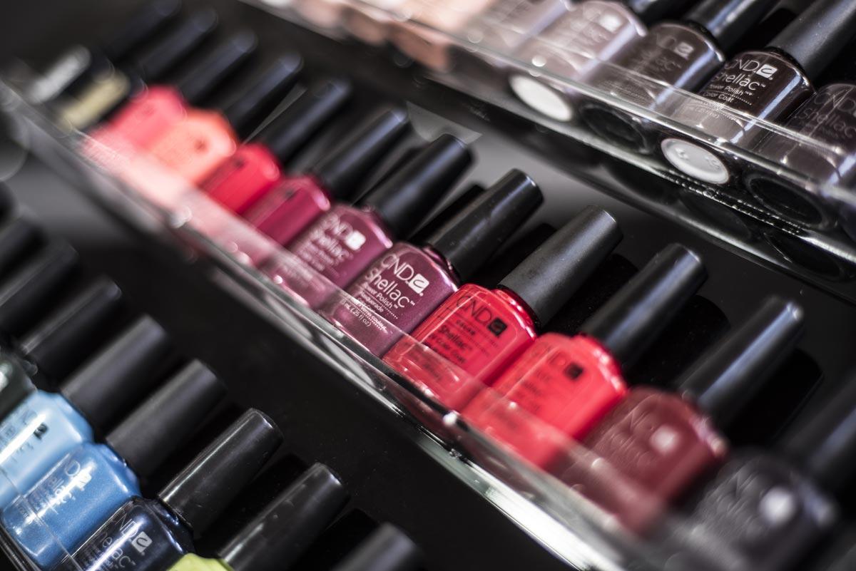Bombshell Beauty nail polish