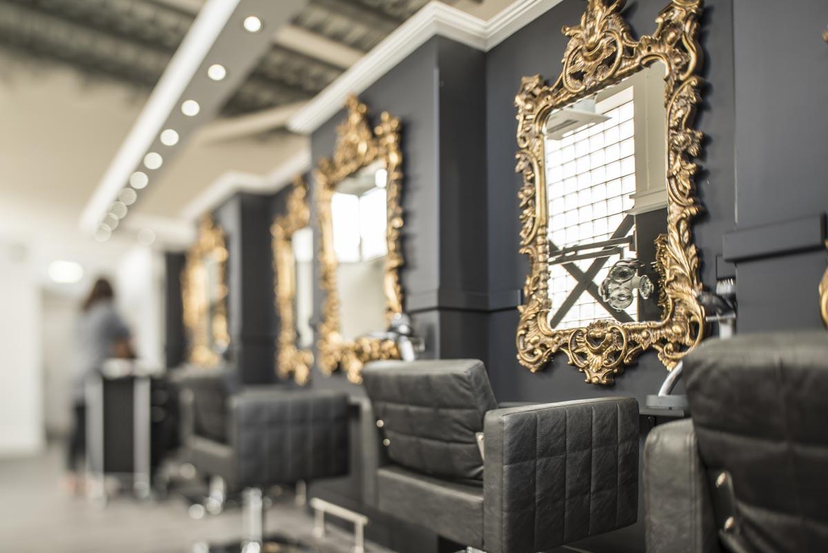 Bombshell Beauty salon