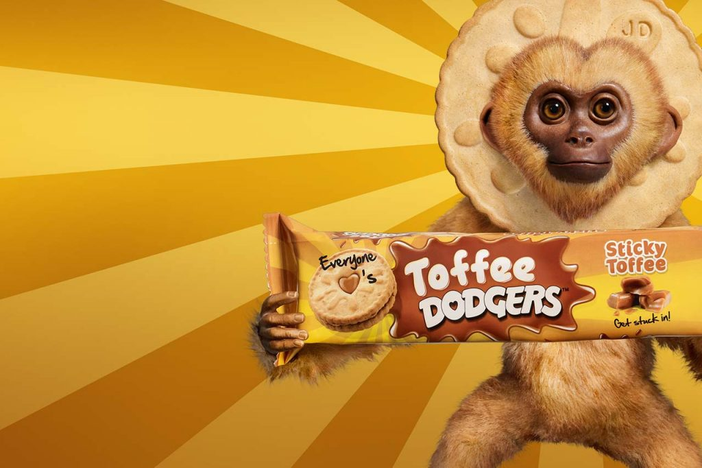 Toffee Dodgers