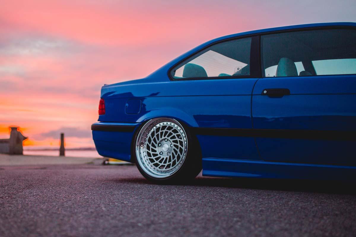 Kustom Kolors BMW E36